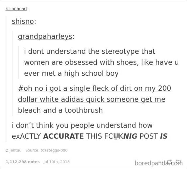 Only Women Will Understand