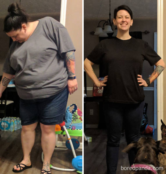 Great Examples of Weight Losses