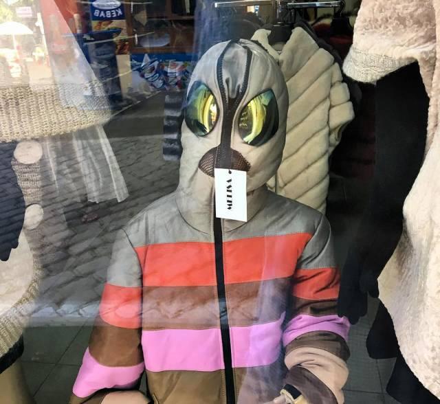 Unusual Fashion