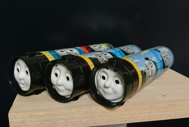 Creepy Thomas the Tank Engine
