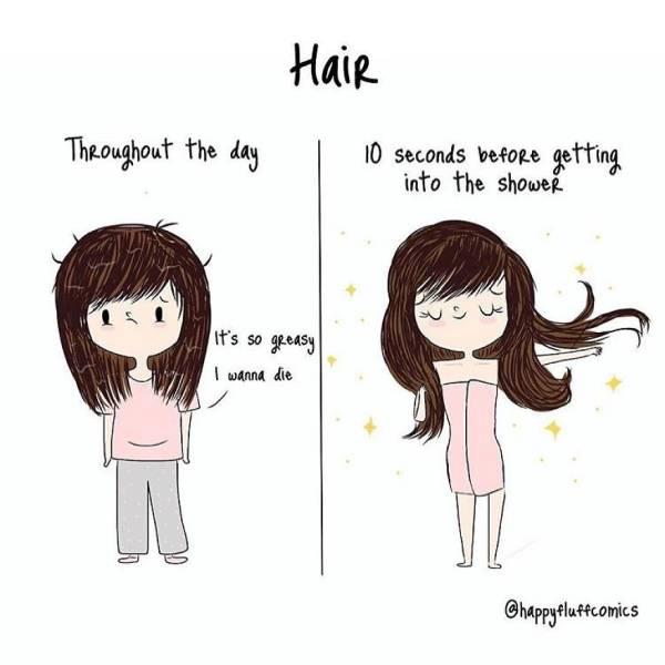 Girls' Problems