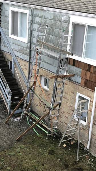 Fresh Construction Fails