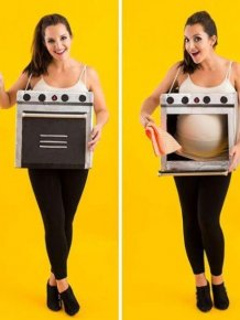 Halloween Costumes For Pregnant