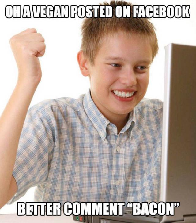 Vegan Memes
