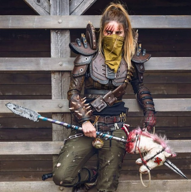 Fallout Cosplay Is As Great As The Game Itself