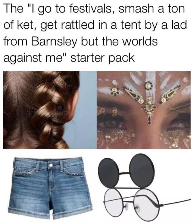 Starter Packs For Everyone