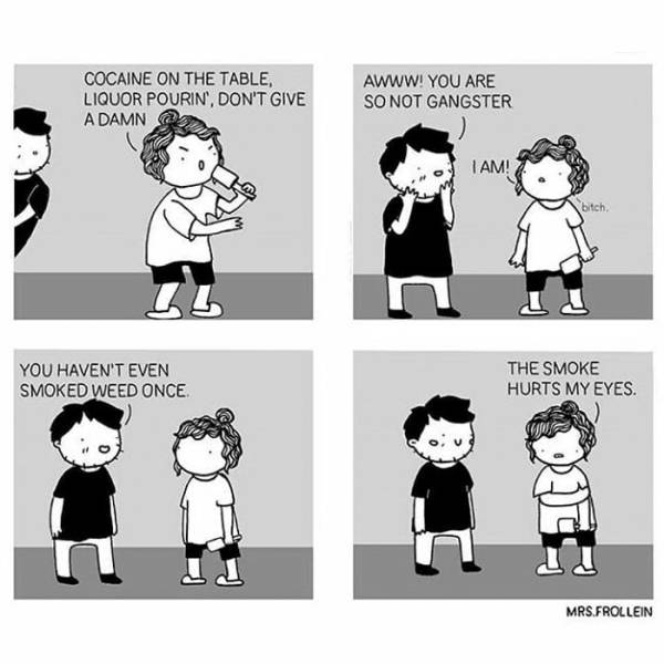 These Comics Are So Cute