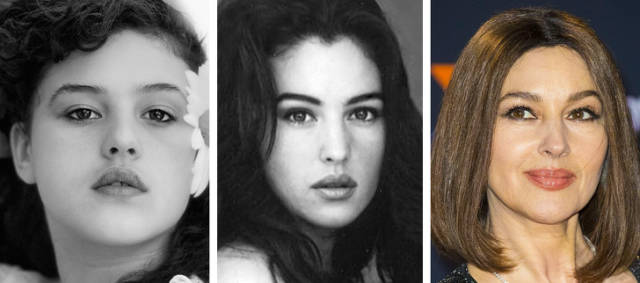 How Celebrities Changed Over The Years