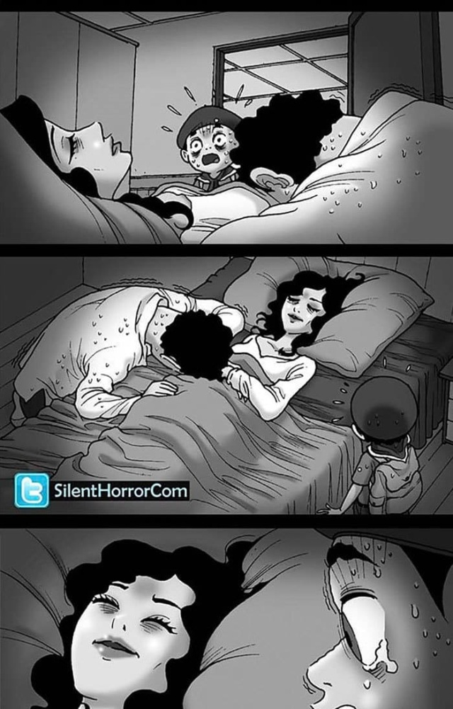 Scary Comics
