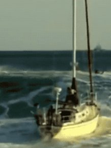 Boats Vs Waves