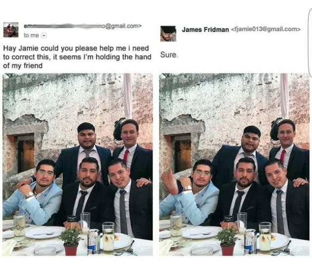 Photoshop Troll Strikes Again, part 2