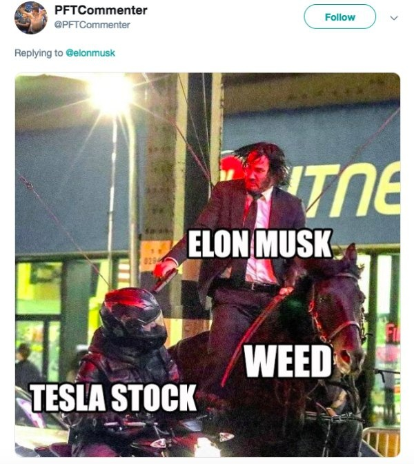 "When Elon Musk Asks For ""Dank Memes"""