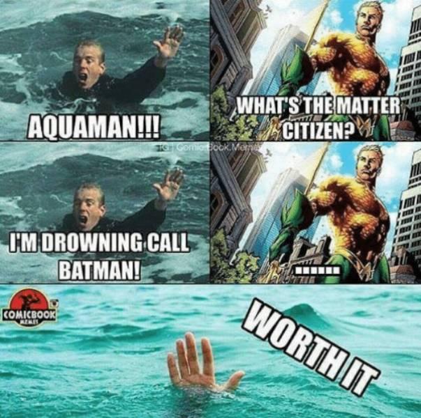 DC Memes
