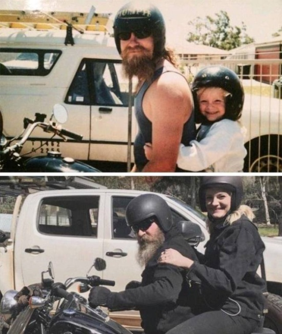 Fathers And Their Daughters