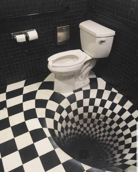 Unusual Toilets