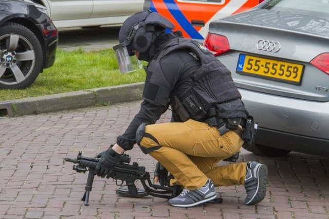 Dutch DSI Special Forces Have An Interesting Fashion