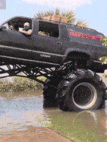 Monster Truck GIFs