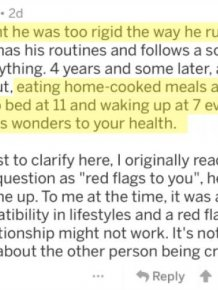 Red Flags In Relationships