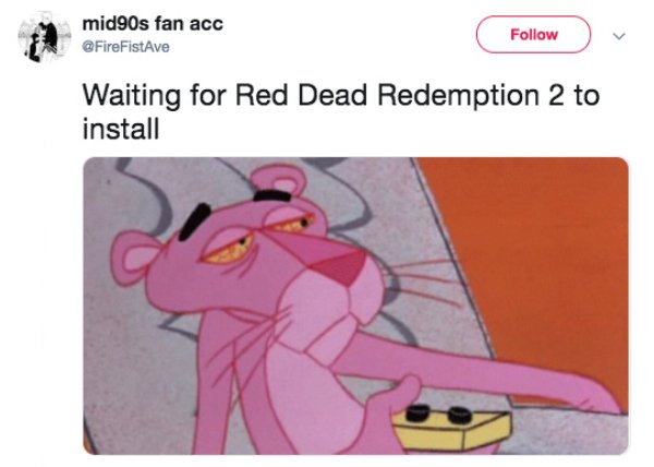 Red Dead Redemption 2 Memes
