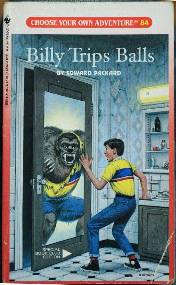 Strange Book Covers