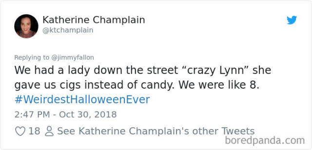 Weird Halloween Celebrations