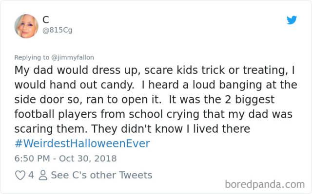 Weird Halloween Celebrations