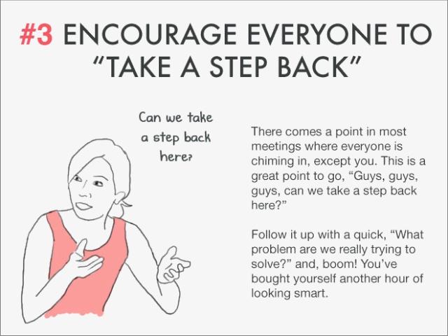 20 Tricks to Appear Smart In Meetings