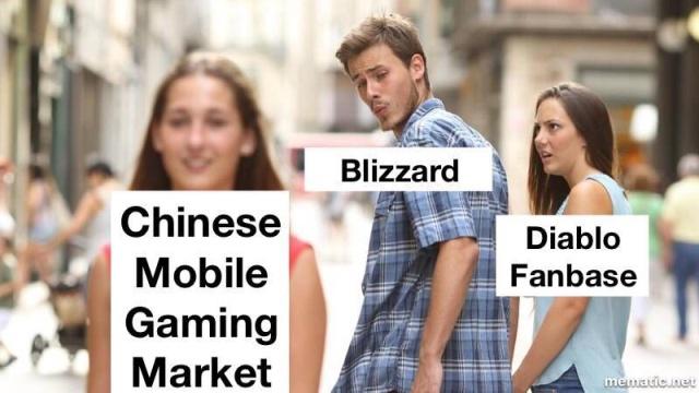 Diablo Immortal Memes