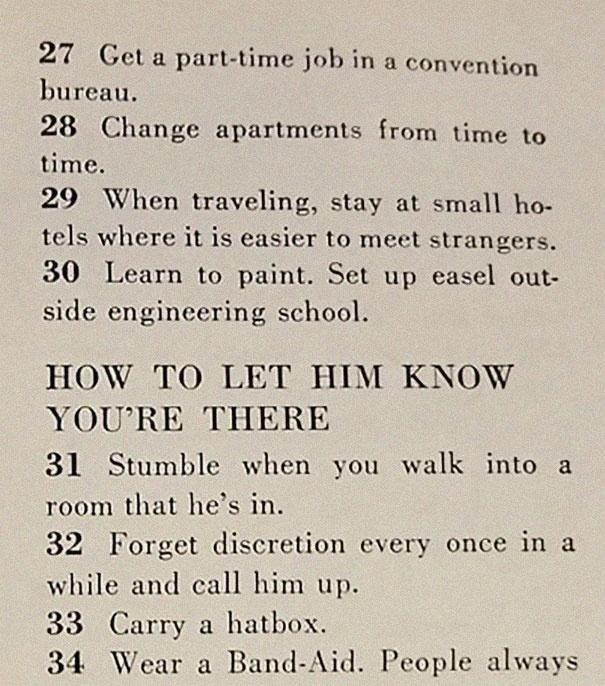 129 Ways To Get A Husband