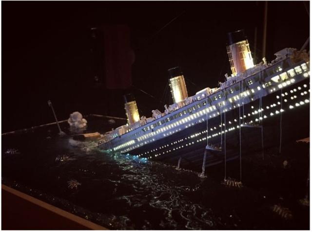 Modelism Titanic