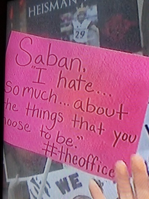 College Gameday Signs, part 2