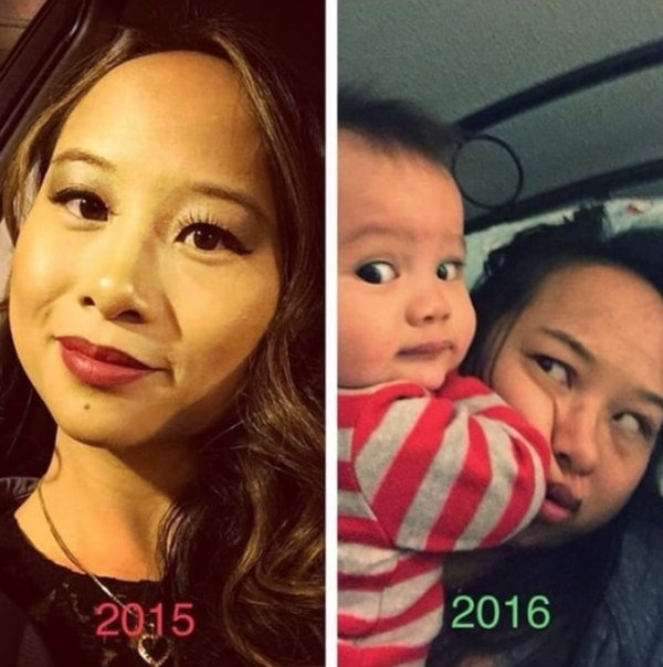 Parents Before And After Kids