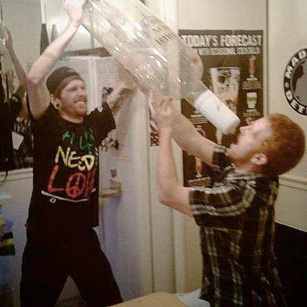 Drunk People Doing Strange Things