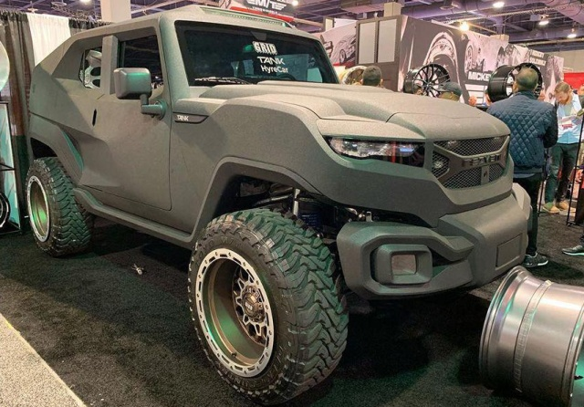 Awesome Cars From SEMA