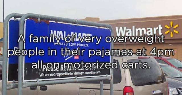Crazy Walmart Stories