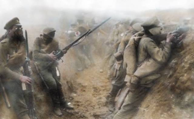World War I In Color