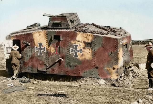 World War I In Color