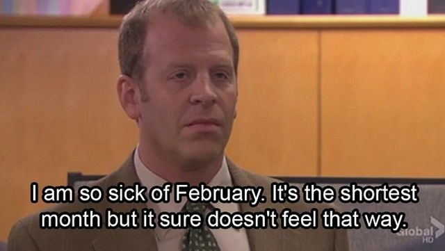 Quotes By Toby Flenderson