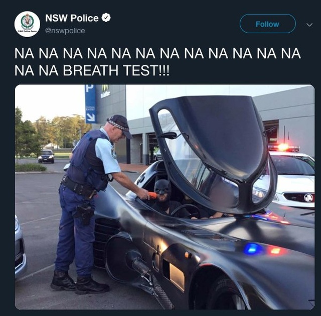 Funny Police Officers