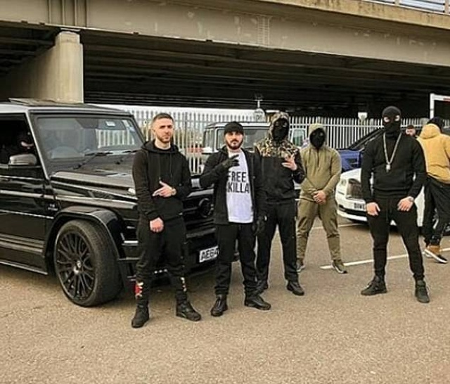 The Life Of Albanian Gang Members In London