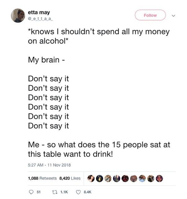 'Don't Say It' Meme