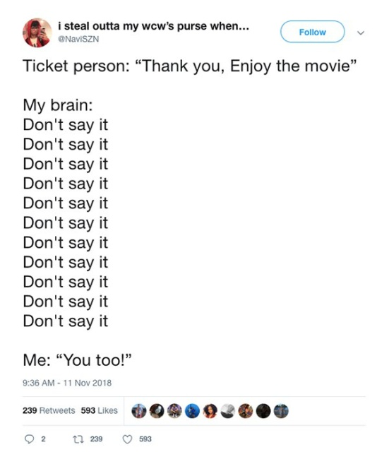 'Don't Say It' Meme