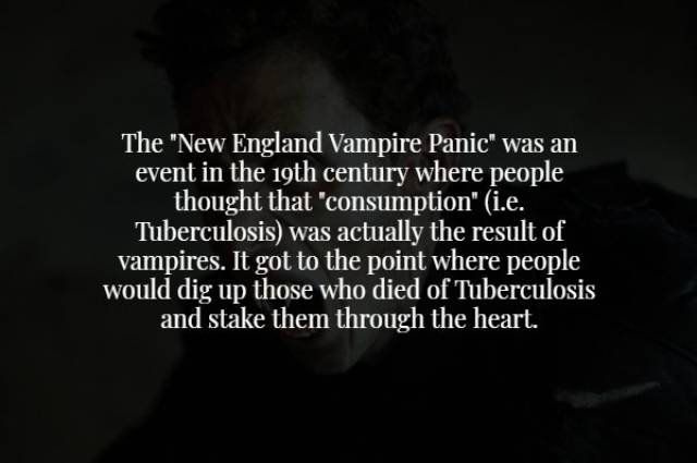 Scary Facts, part 24