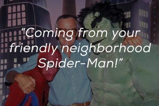 Smart Words Of Stan Lee