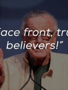 Smart Words Of Stan Lee