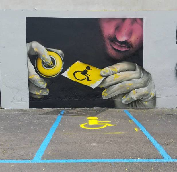 Street Art That Can Surely Impress