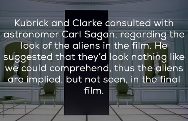 Interesting Facts About 2001: A Space Odyssey
