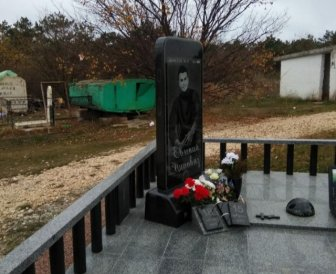 iPhone Tombstone In Russia