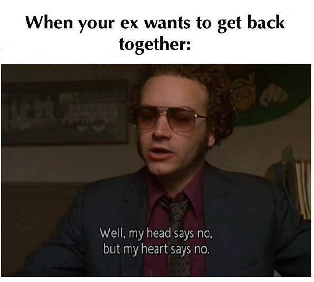 Memes About Ex