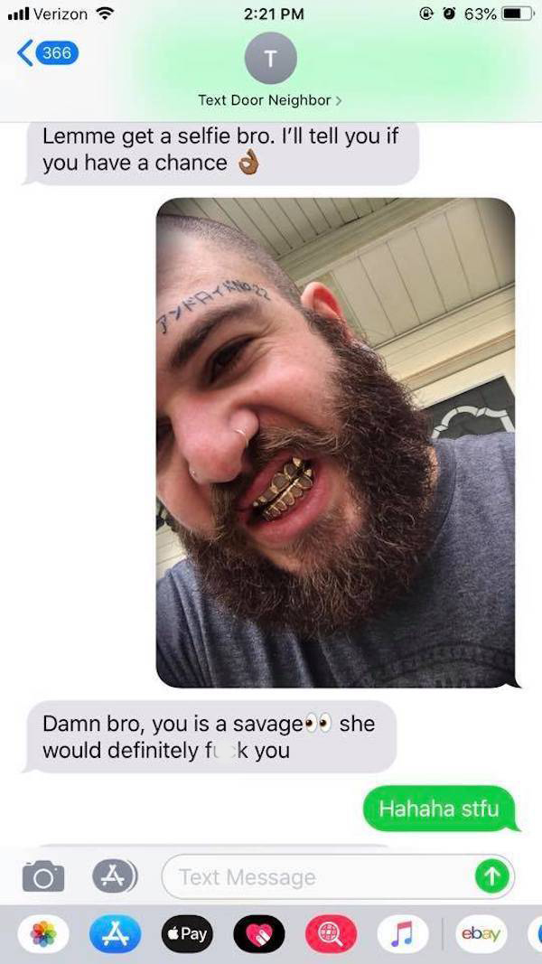 An Unexpected Turn Of Events After A Wrong Number Text